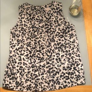 Woman's Casual Tank Blouse
